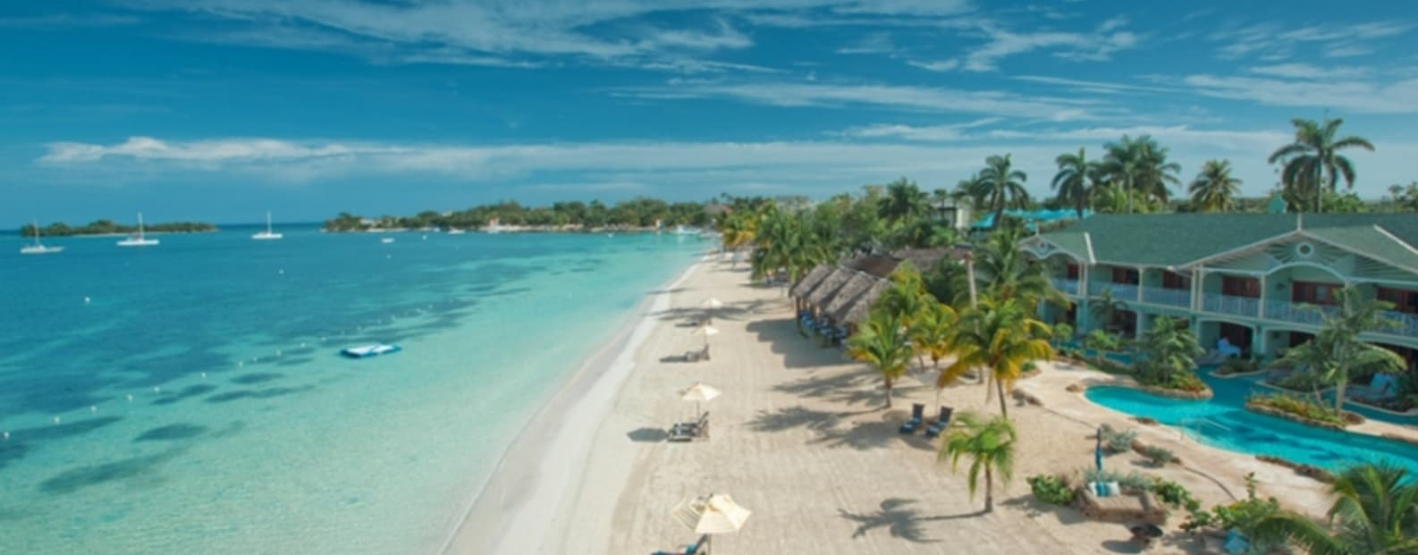 top 10 beachfront Caribbean villas negril