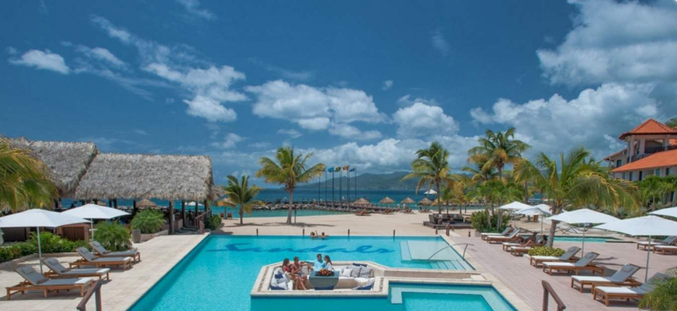 top 10 beachfront Caribbean villas grenada
