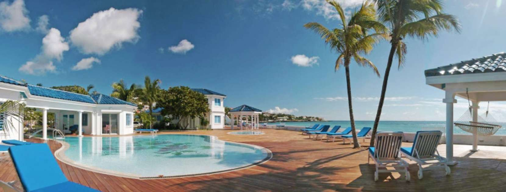 top beachfront villas Saint Martin