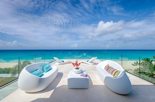 Anguilla or St Barts