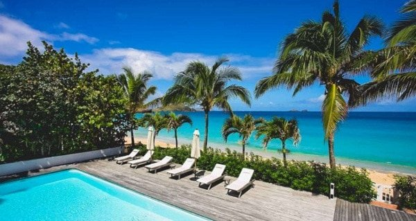 Anguilla or St Barths