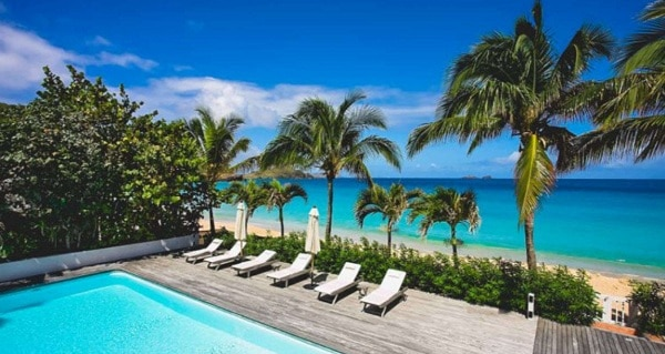Anguilla or St Barths