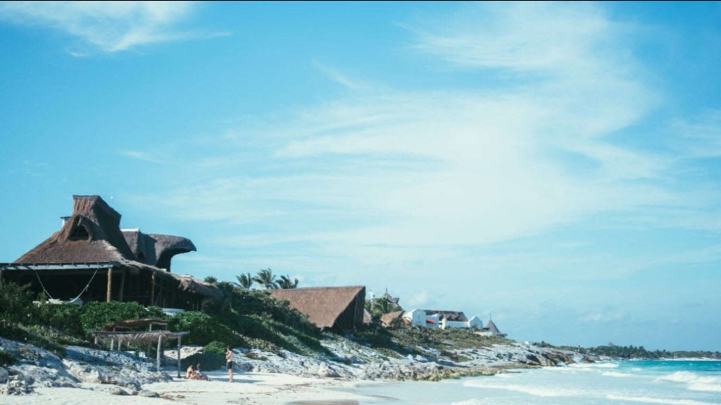 Group vacations in the Caribbean Tulum