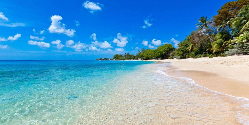 barbados destination wedding beach