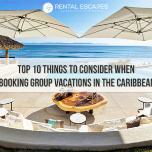 Group Vacations in the Caribbean