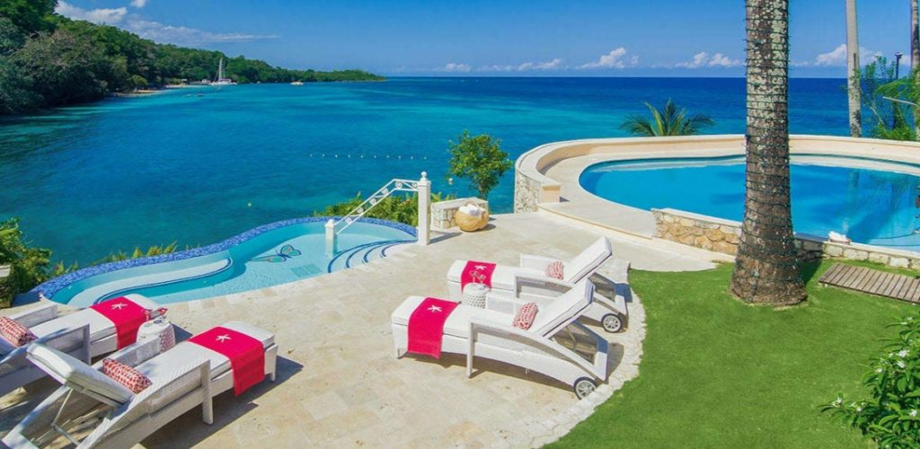 Group vacations in the Caribbean Jamaica