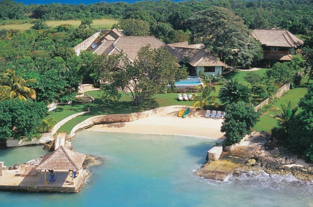 luxury villas in Jamaica Discovery Bay