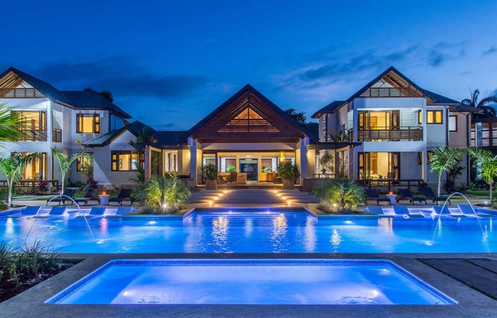 luxury villas in jamaica ocho rios