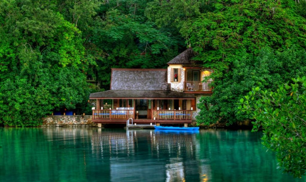 luxury villas in Jamaica oracabessa