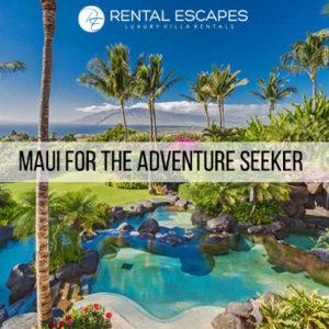 Hawaiian luxury villa rentals