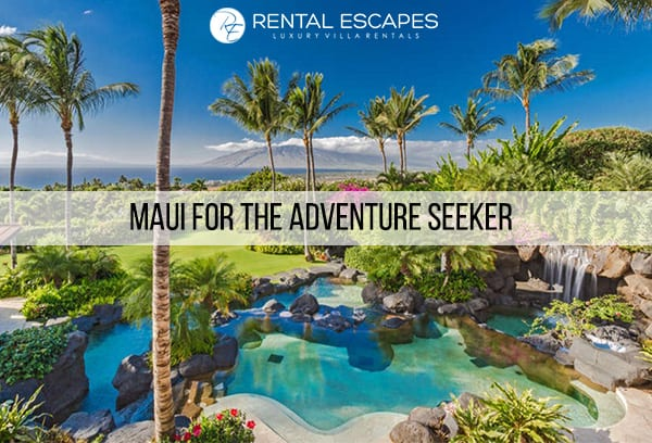 Hawaiian luxury villa rentals