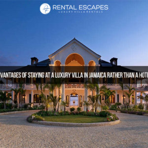 Luxury villas iin Jamaica
