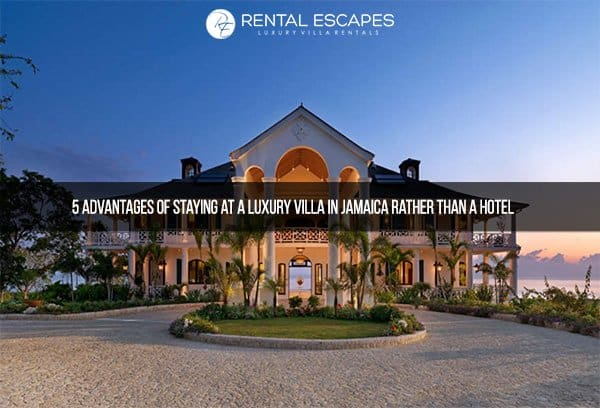 Luxury villas iin Jamaica