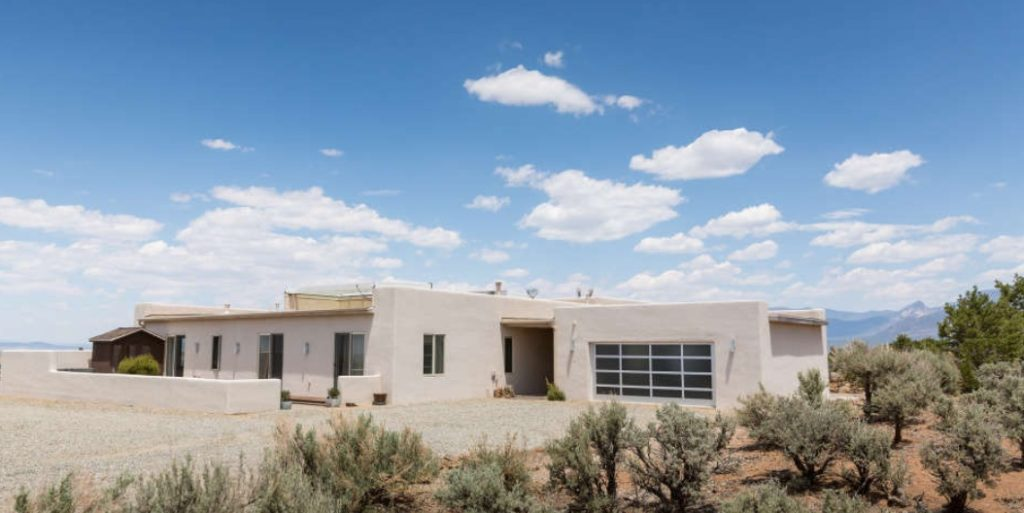 luxury villa rentals in New Mexico