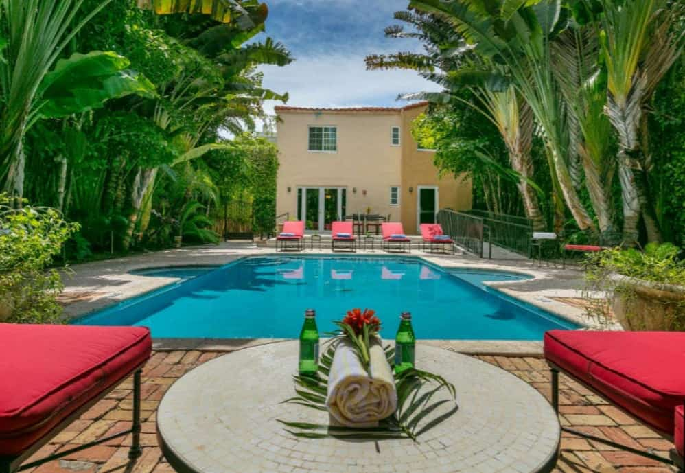 luxury villa rentals in Florida