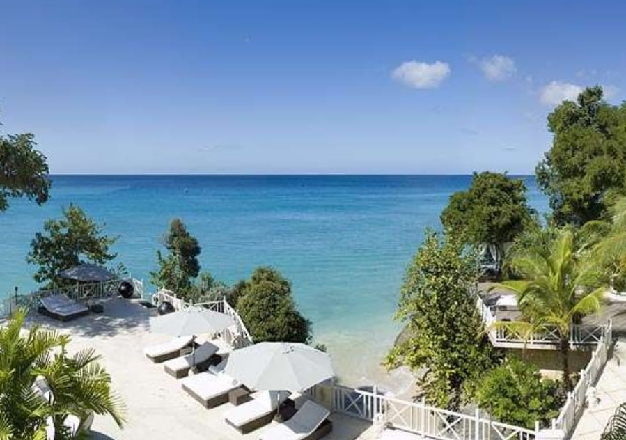 luxury villa rentals in Barbados The Garden