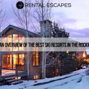 best ski resorts in the rockies