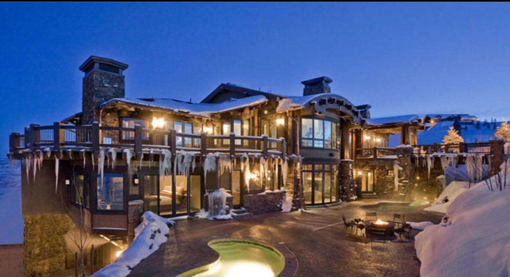 best ski resorts in the Rockies deer crest
