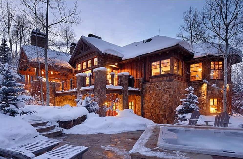 best ski resorts in the rockies snowmass village