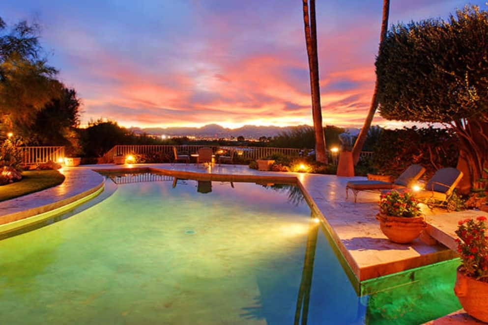 luxury villa rentals in Arizona