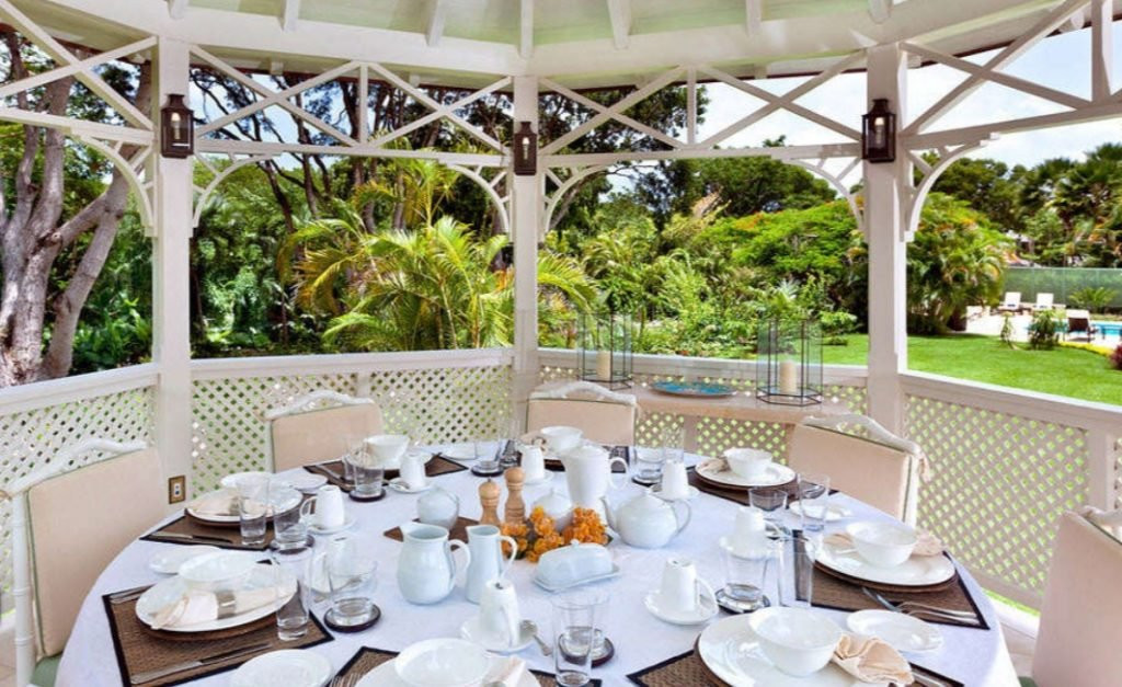 luxury villa rentals in Barbados Sandy Lane