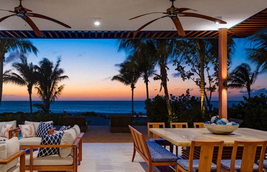 luxury vacation rentals in Turks and Caicos