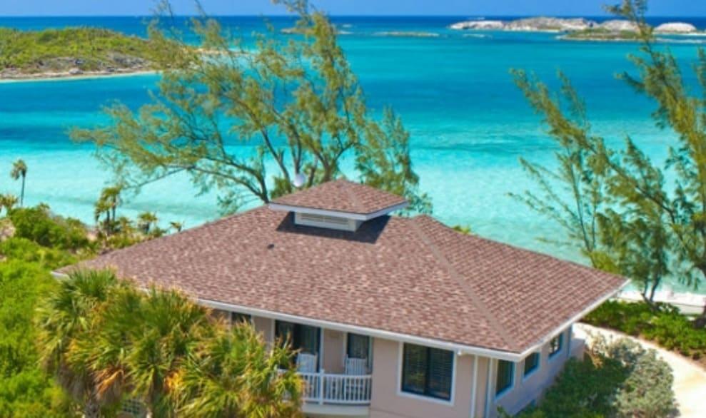 Exuma honeymoon Fowl Cay