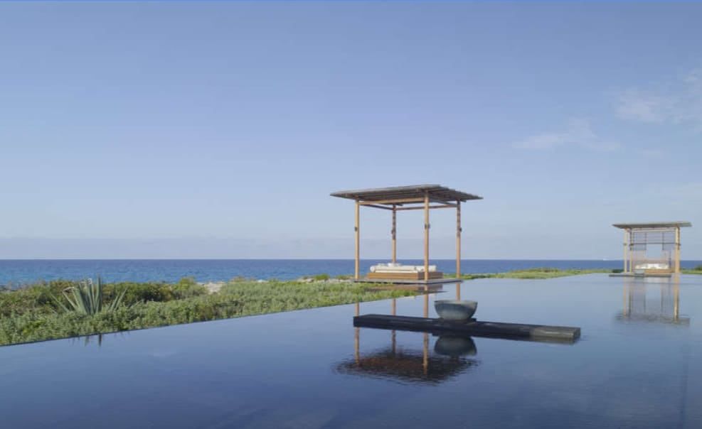 luxury vacation rentals in turks and caicos Amanyara