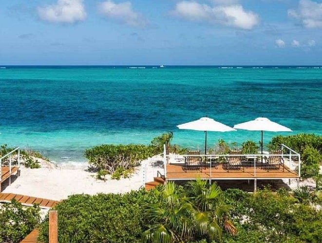 luxury vacation rentals in turks and caicos providincialies