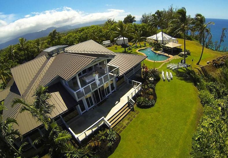Dali Hale Estate - Kaui, Hawaii