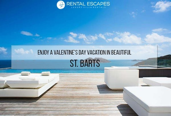 Enjoy a Valentine's Day vacation in beautiful St. Barts