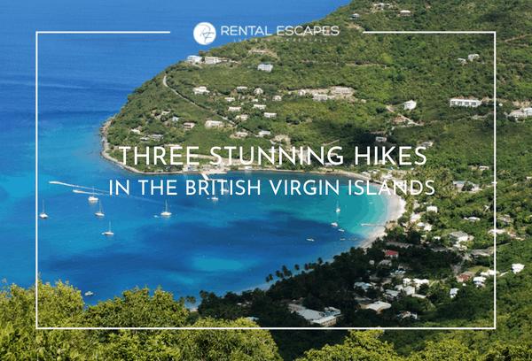3 Stunning Hikes in the British Virgin Islands