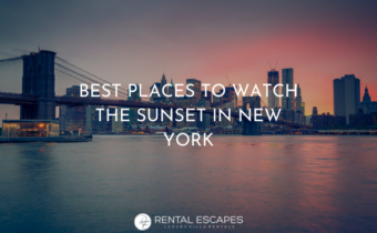 5 Best Places To Watch The Sunset In New York