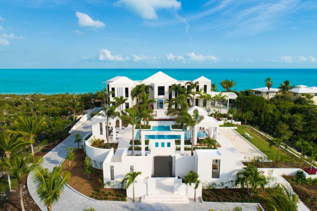 Triton luxury villa rental in Turks & Caicos
