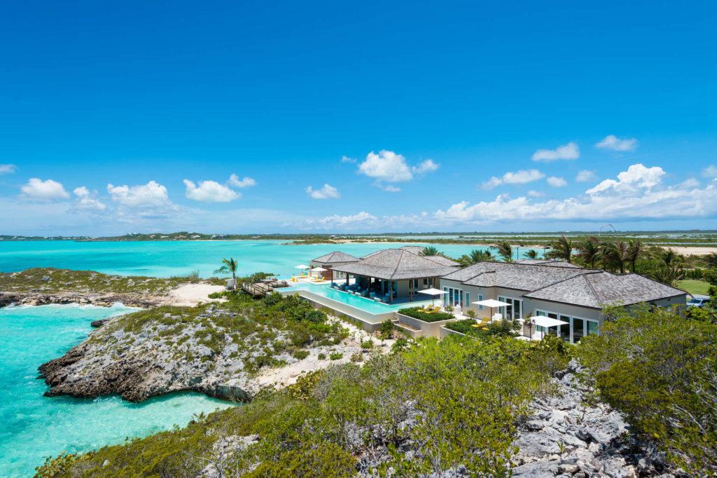 Turtle Tail Estate luxury villa rental in Turks & Caicos
