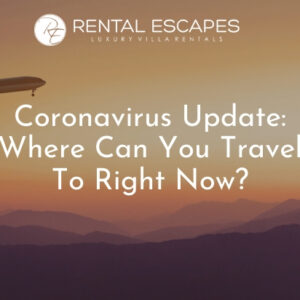 Coronavirus Update: where can you travel to right now?