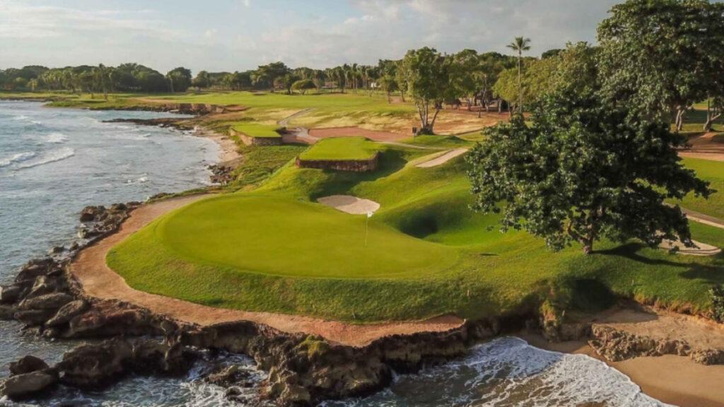 The Half Moon Golf Resort in Jamaica