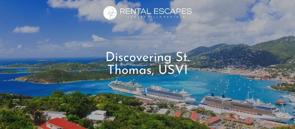 Discovering St. Thomas, USVI