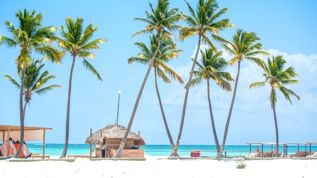 Juanillo Beach in Punta Cana