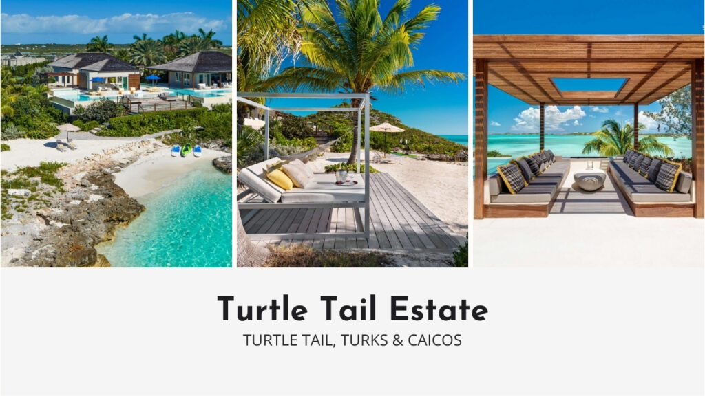 Turtle Tail Estate a luxury villa in Mexico with a private beach