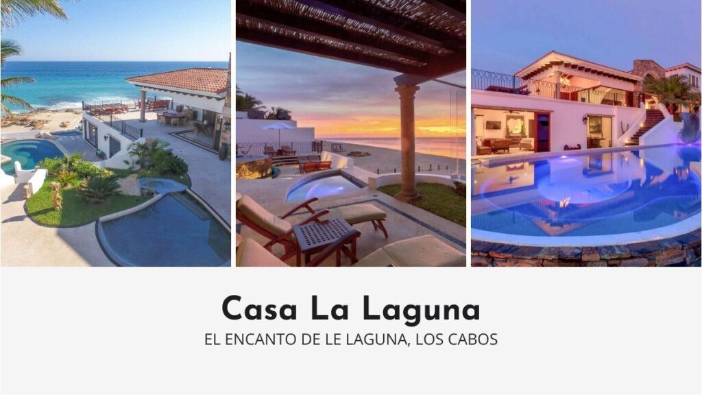 Casa La Laguna a luxury villa in Mexico with a private beach
