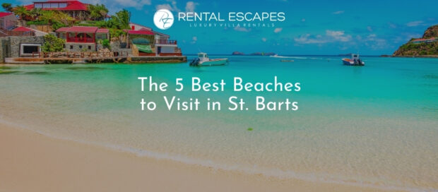 A Beach to Visit in St. Barts