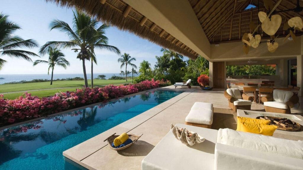 Villa Mandarina - Puta Mita Luxury Villa Rental