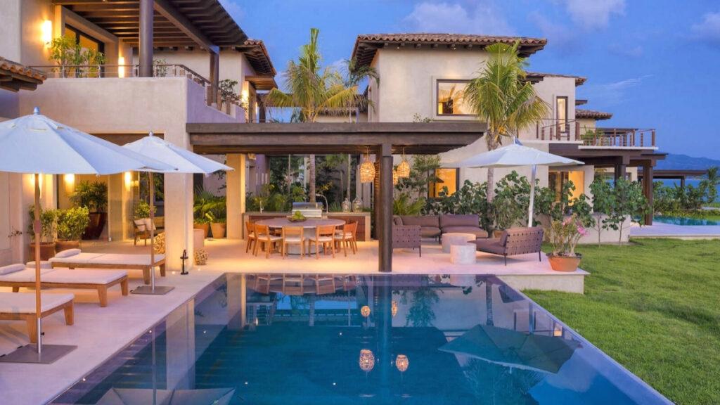 Villa Estrella Punta Mita Luxury Villa Rental