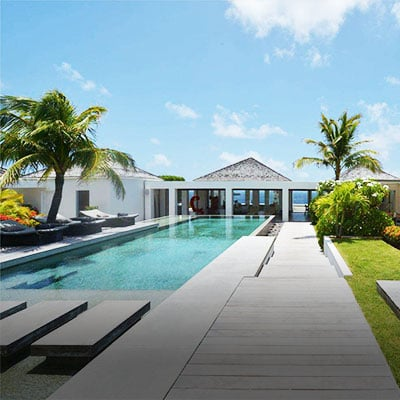 St. Barth's Villas