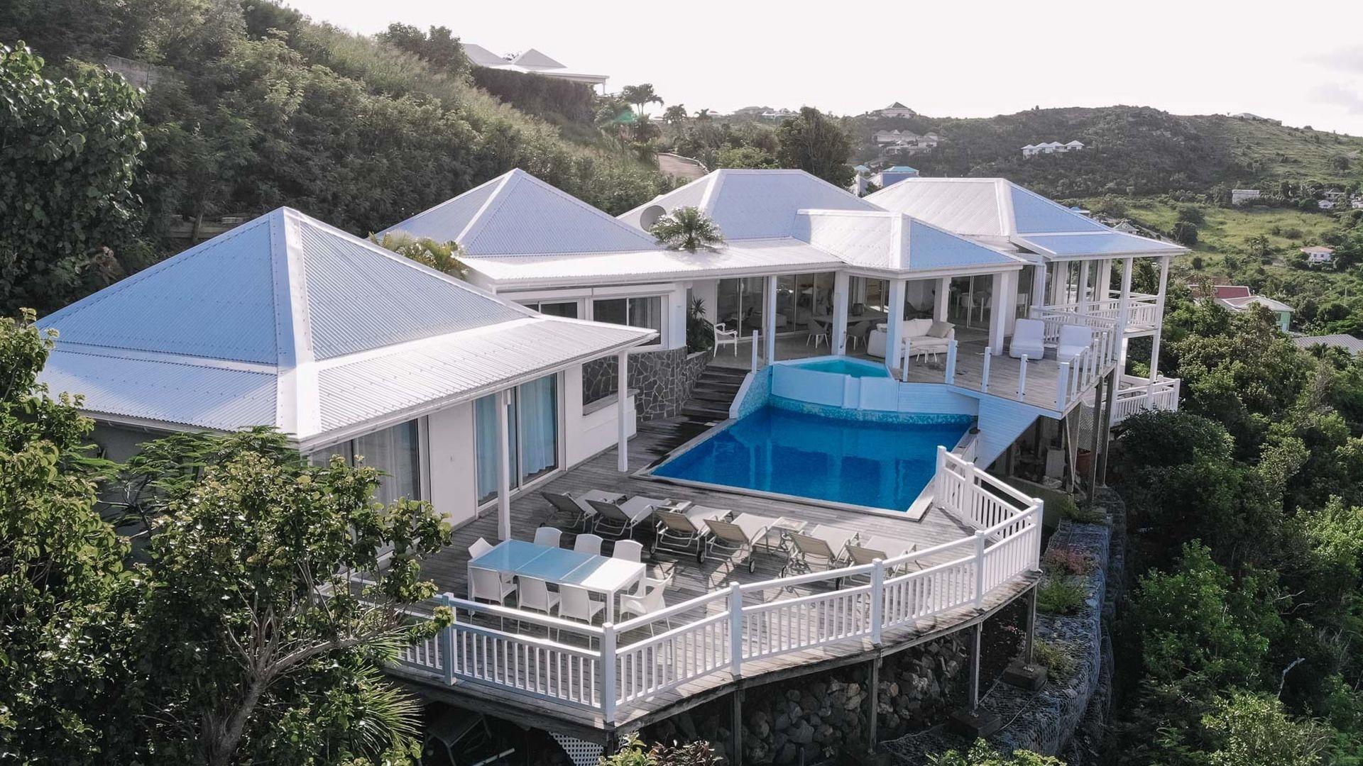 Luxury villa rentals caribbean - St barthelemy - Marigot - No location 4 - Milonga - Image 1/38