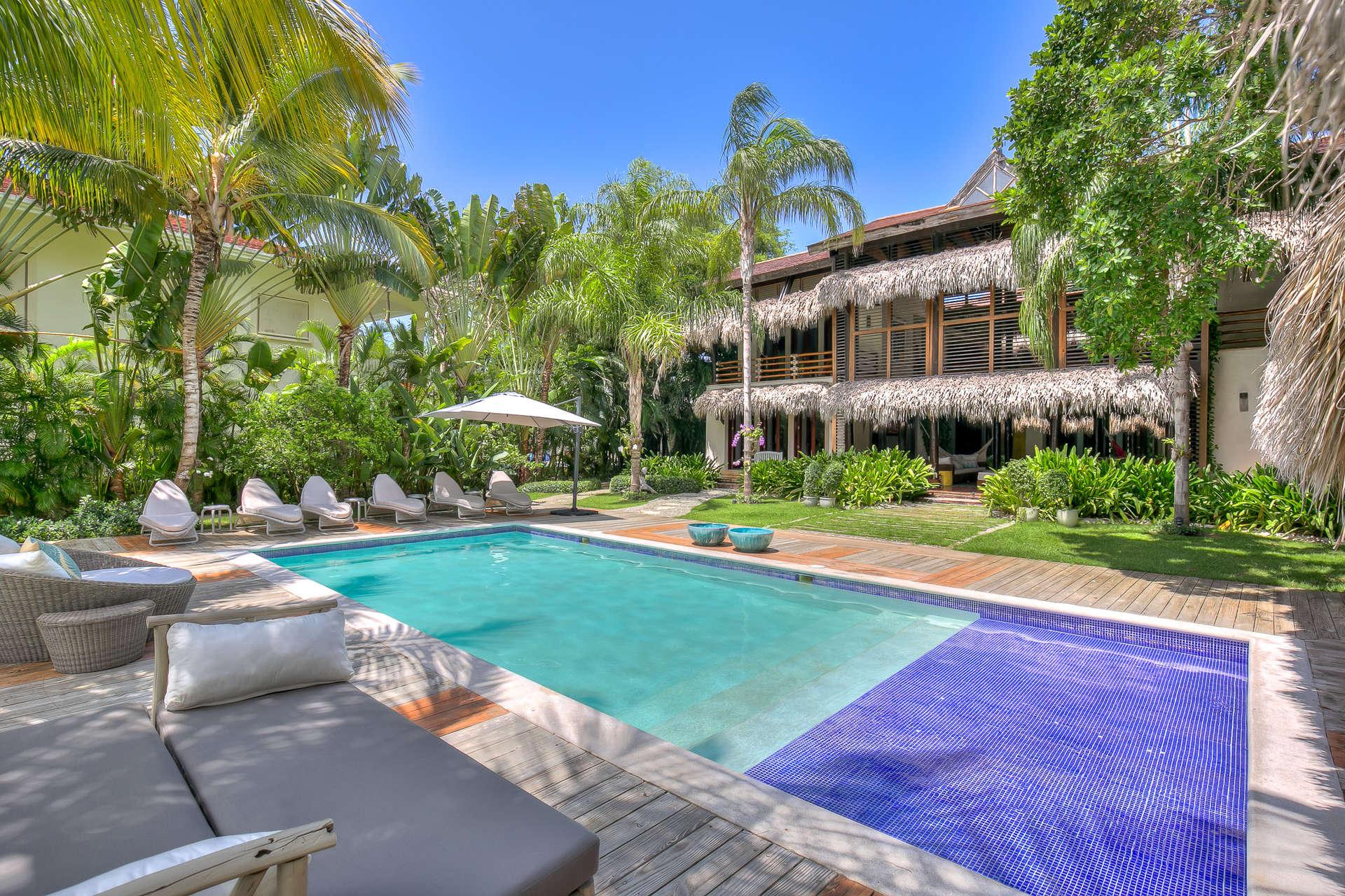 Luxury villa rentals caribbean - Dominican republic - Punta cana - Punta cana resort and club - Tortuga Bay C17 - Image 1/24
