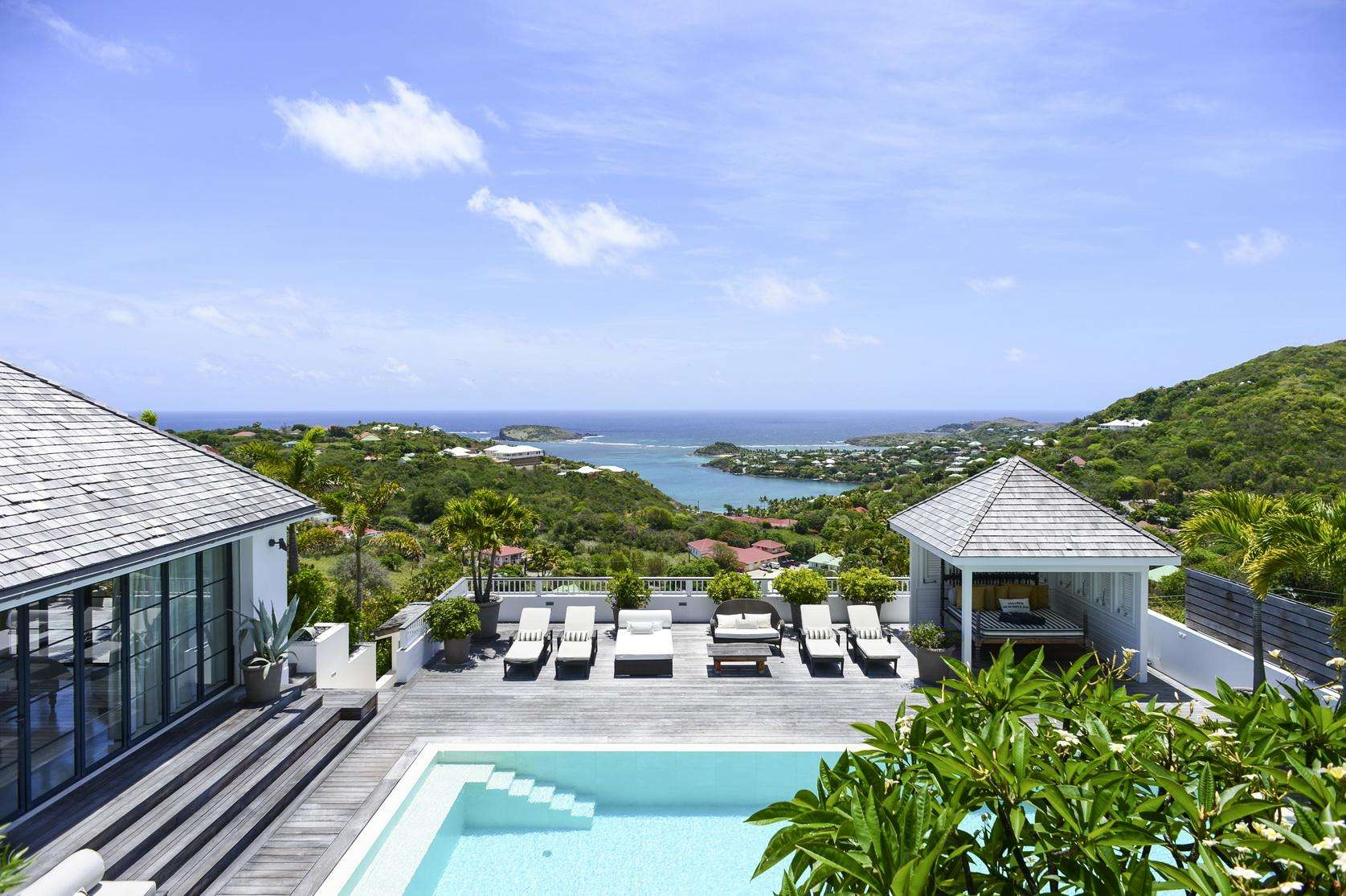 Luxury villa rentals caribbean - St barthelemy - Marigot - No location 4 - Amalia Villa - Image 1/32