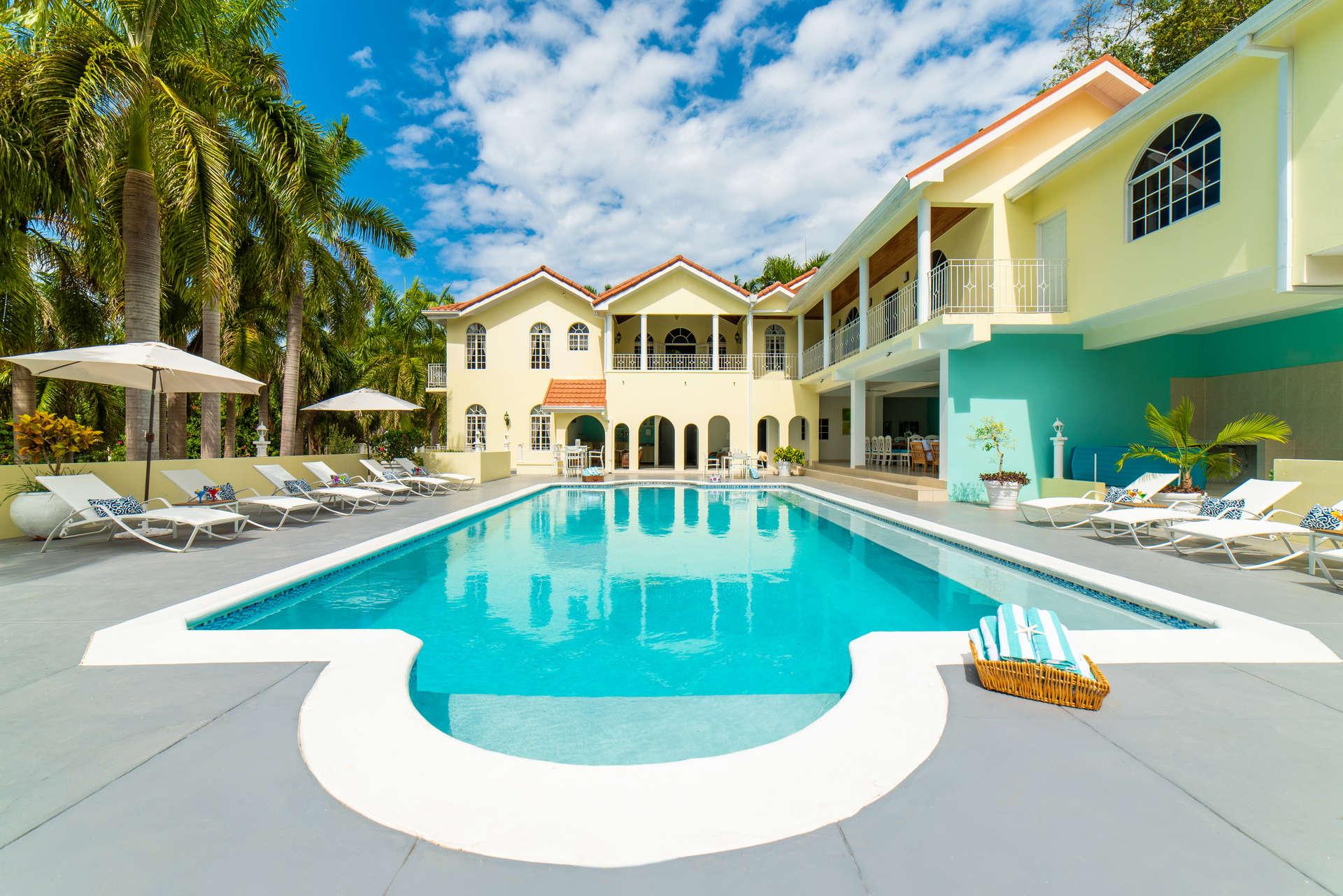 Luxury villa rentals caribbean - Jamaica - Montego bay - No location 4 - Summerhill Villa - Image 1/17