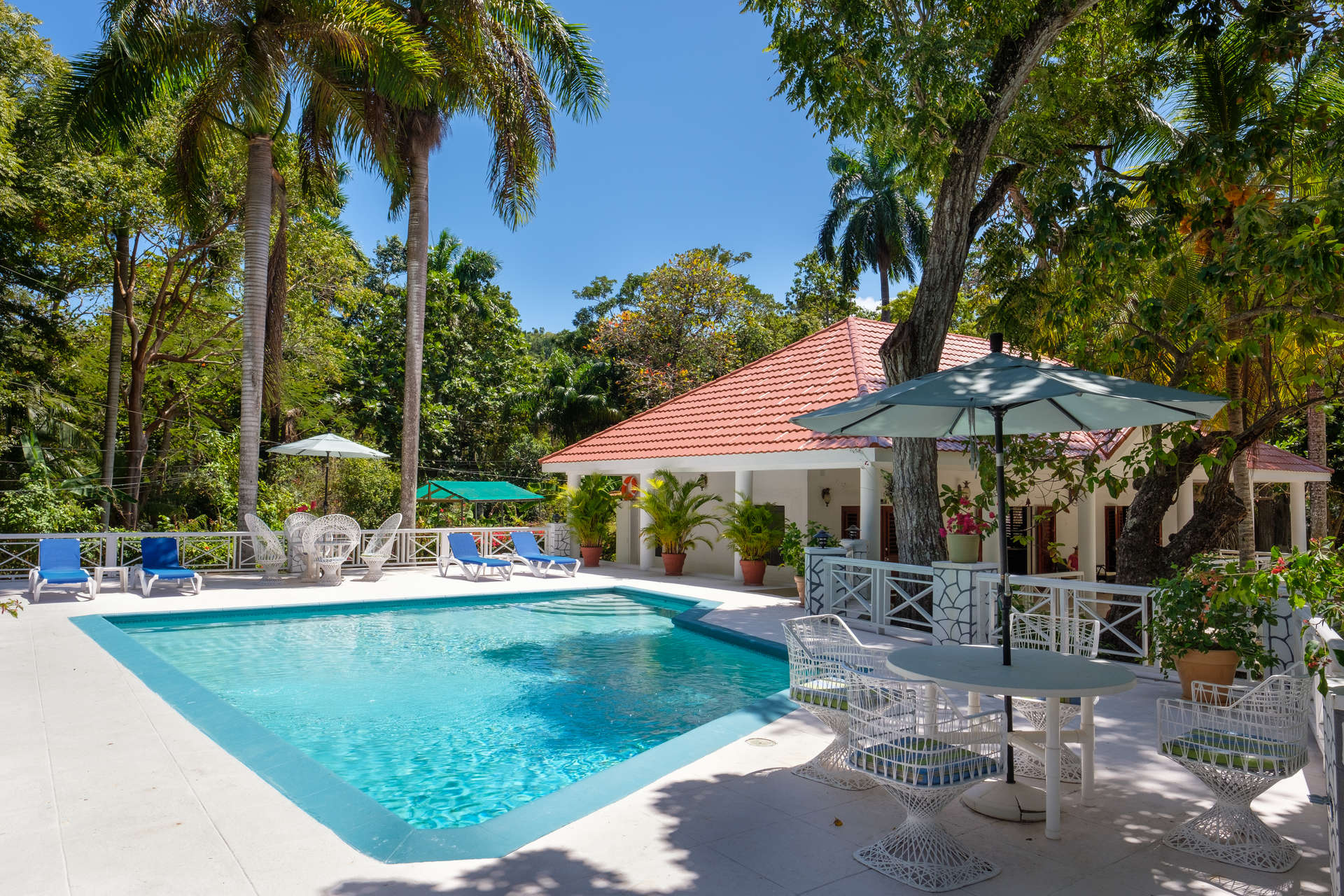 Luxury villa rentals caribbean - Jamaica - Oracabessa - No location 4 - Golden Clouds - Image 1/57